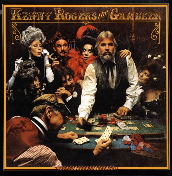 The Gambler 1978 (EU Vinyl-LP)