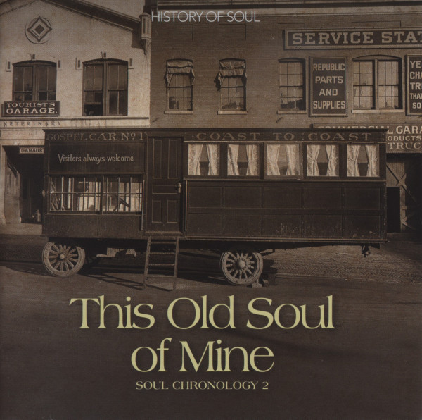 This Old Soul Of Mine (2-CD) Soul Chronology Vol.2