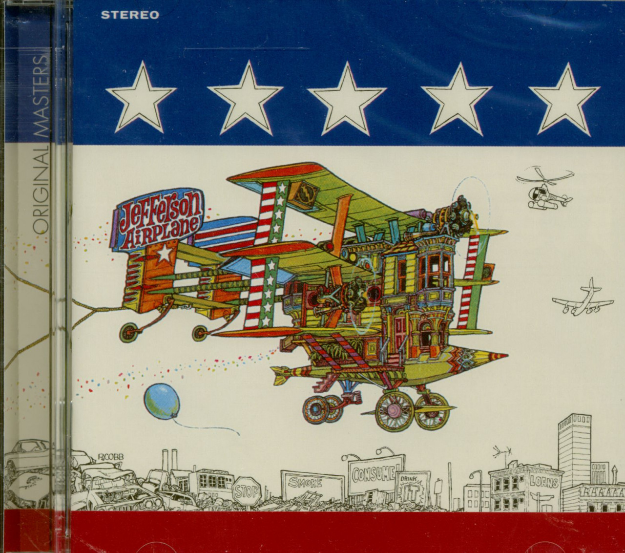 Jefferson Airplane - After Bathing At Baxter´s...plus (CD)