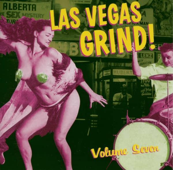Vol.7 (LP) Las Vegas Grind