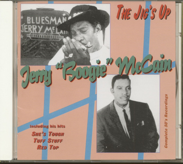 The Jig's Up (CD)