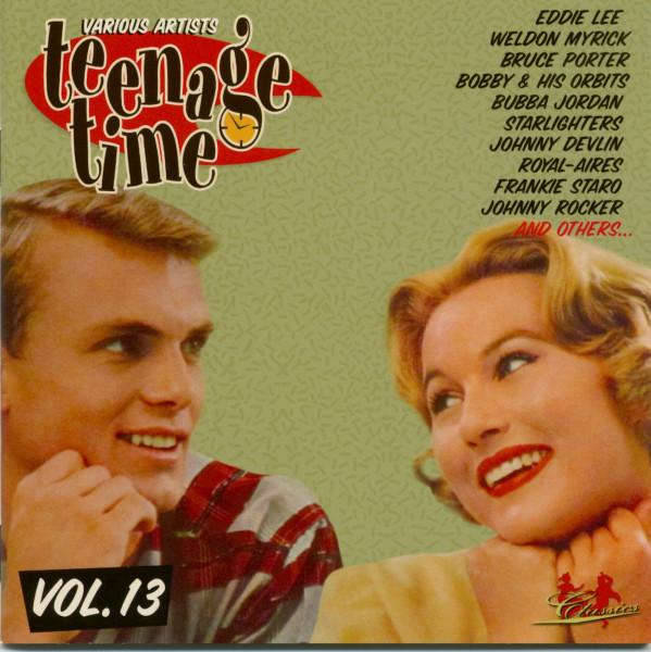 Teenage Time Vol.13 (CD)