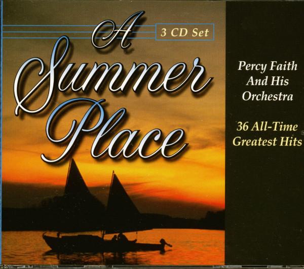 A Summer Place (3-CD)