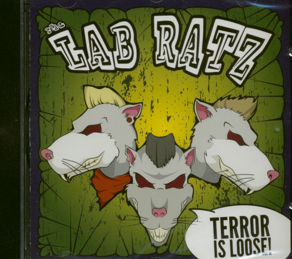 Terror Is Loose! (CD)