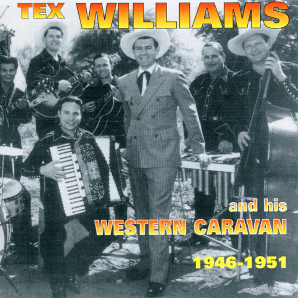 And His Western Caravan 1946-51