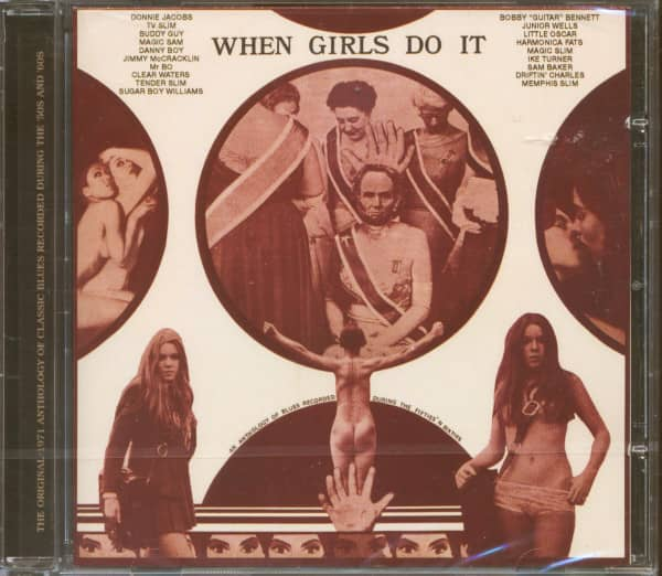 When Girls Do It (CD)