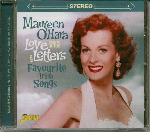 Sings Love Letters & Favorite Irish Songs (CD)