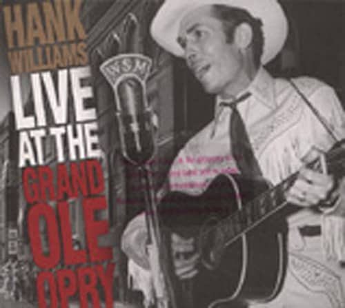 Live At The Grand Ole Opry 2-CD