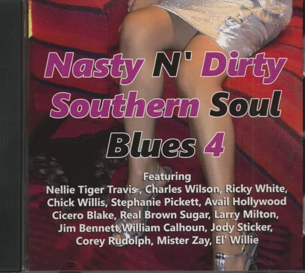Nasty N' Dirty Southern Soul Blues Vol.4 (CD)