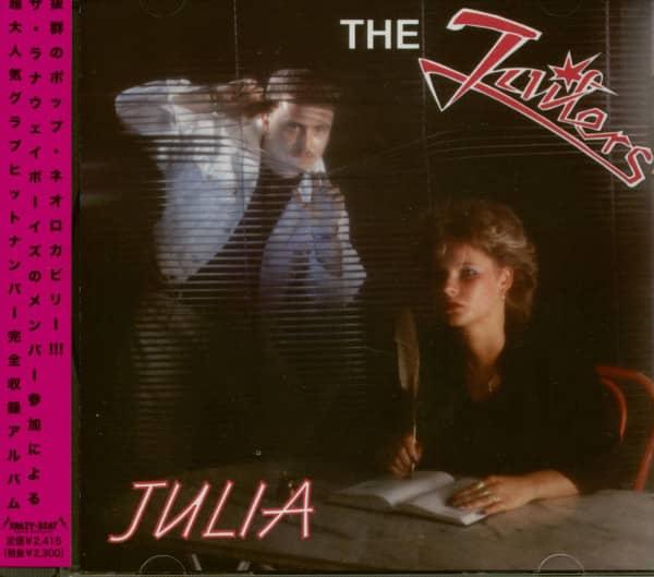 Julia (CD, Japan)