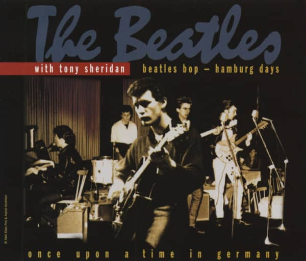 Beatles Bop & Hamburg Days
