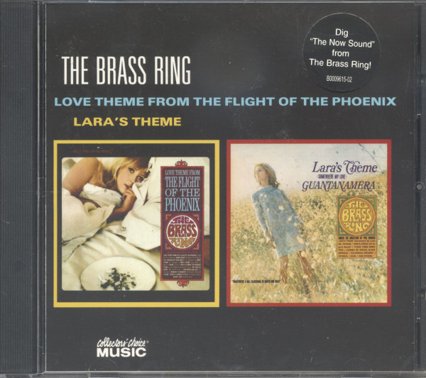Love Theme From The Flight Of The Phoenix - Lara's Theme (CD)