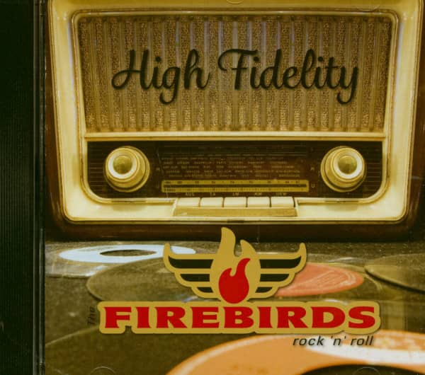 High Fidelity (CD Album)