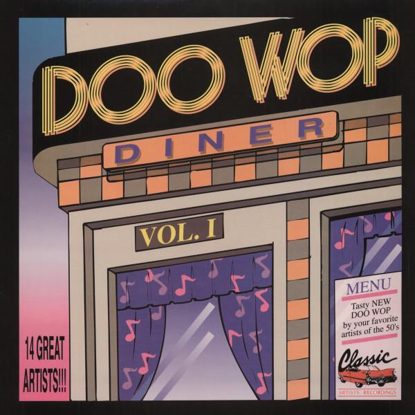 Doo Wop Diner Vol. 1 (Rote Vinyl-LP)