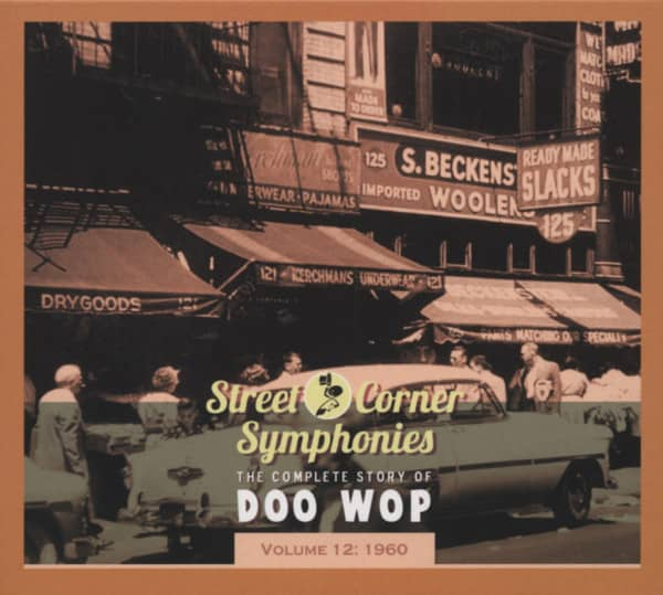 Vol.12, 1960 The Complete Story Of Doo Wop