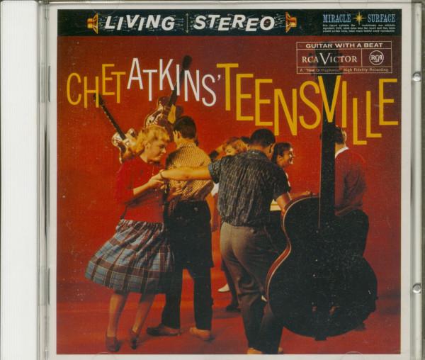 Teensville (CD)