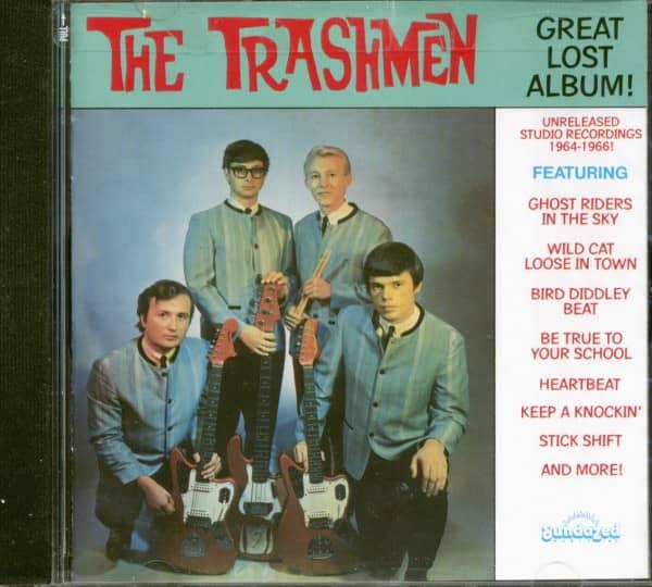 Great Lost Album 1964-1966 (CD)