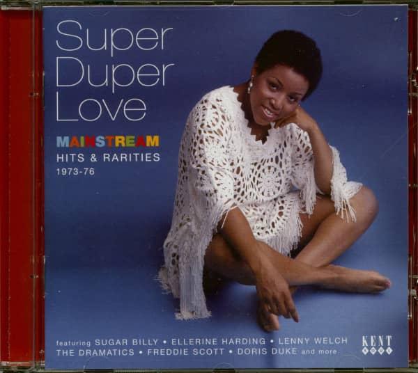 Super Duper Love - Mainstream Hits & Rarities 1973-76 (CD)