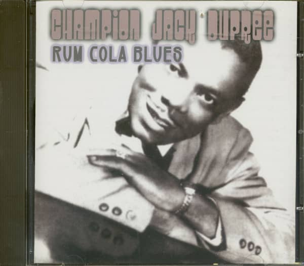 Rum Cola Blues (CD)