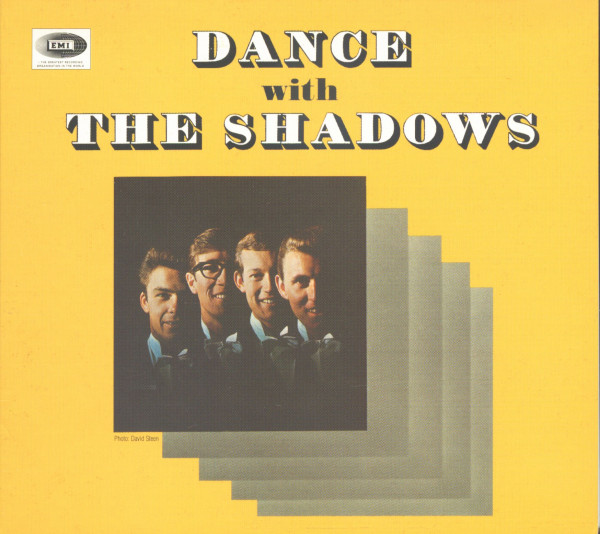 Dance With The Shadows - Mono & Stereo (CD)