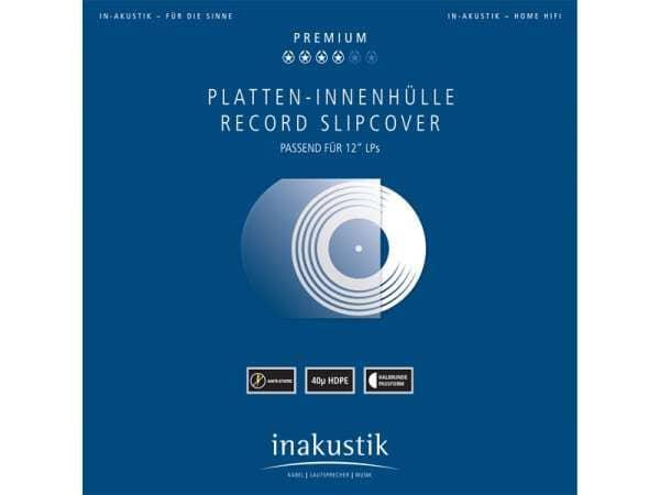 LP-Innenhülle 1 Set (50 Stck.)
