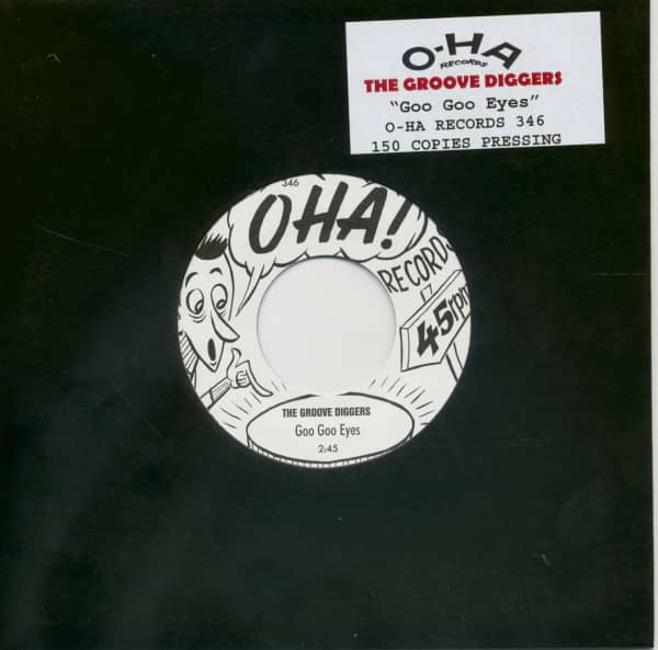 Goo Goo Eyes (7inch, 45rpm, BC)
