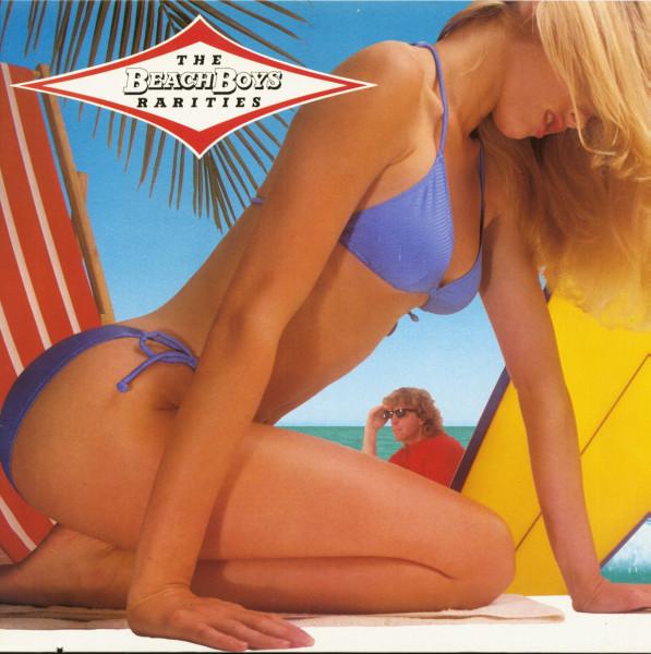 The Beach Boys Rarities (LP)