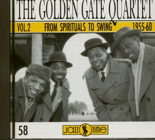 Spirituals To Swing 1955-1960 Vol.2 (CD)