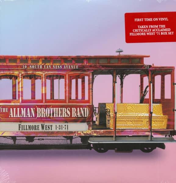 Fillmore West 1-31-71 (2-LP)