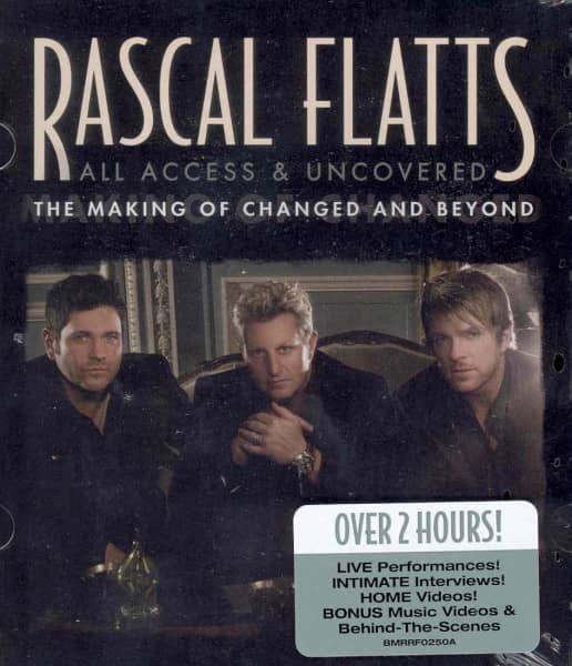 All Access & Uncovered: The Making Of Changed