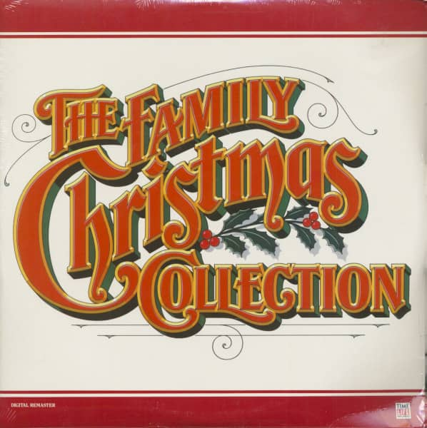 The Family Christmas Compilation (5-LP)