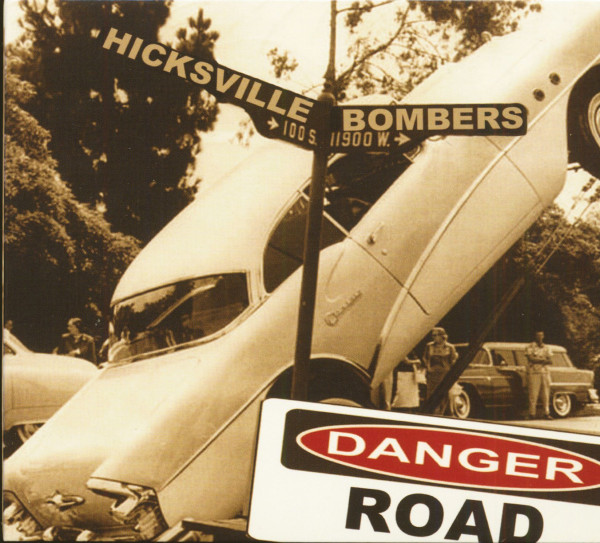 Danger Road (CD)