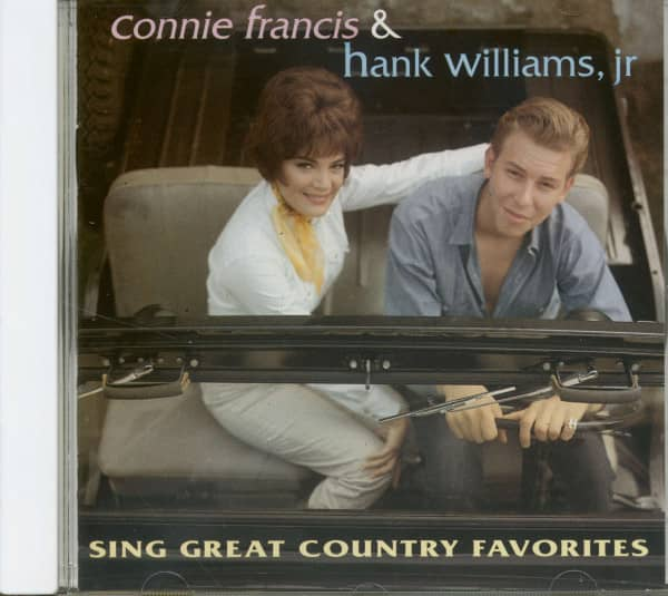Sing Great Country Favorites (CD)