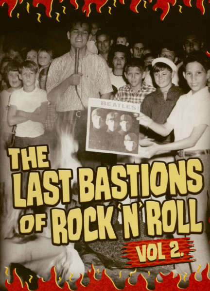 The Last Bastions Of Rock And Roll Vol.2 (LP)
