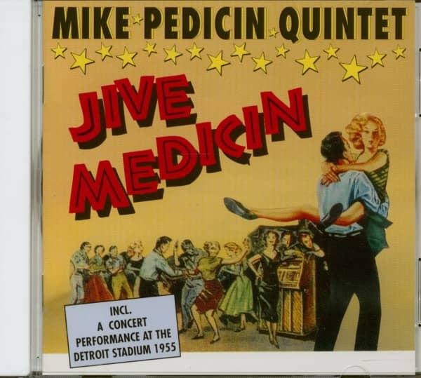Jive Medicin (CD)