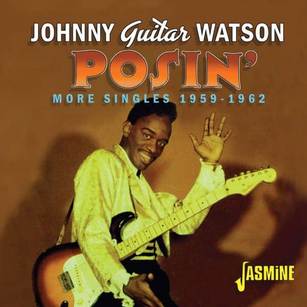 Posin: More Singles 1959-1962 (CD)