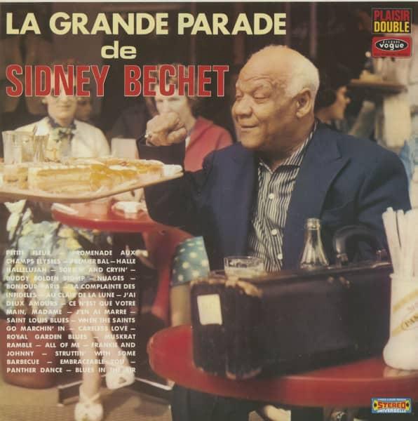 La Grande Parade De Sidney Bechet (2-LP)