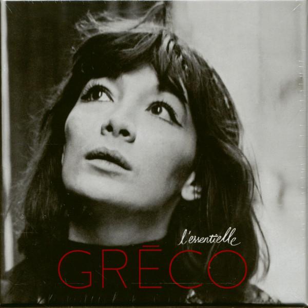 L'essentielle Greco (13-CD Box)