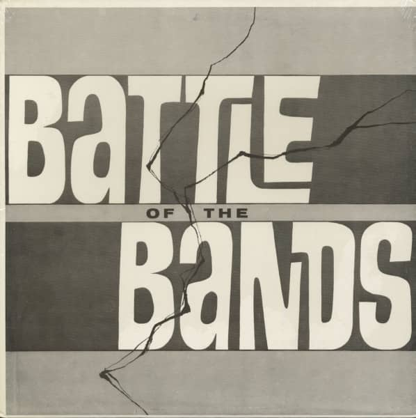 Battle Of The Bands - Hawaii 1964 (LP)