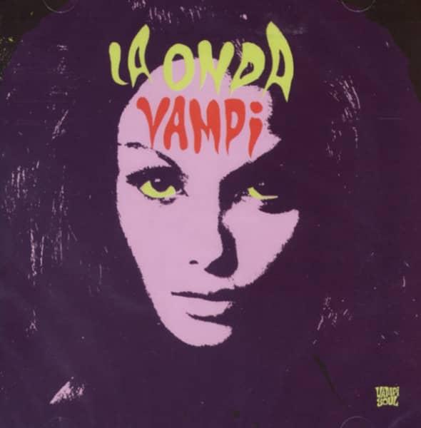 La Onda Vampi - Label Sampler
