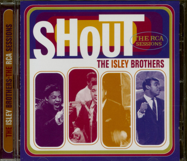 Shout - The RCA Sessions (CD)