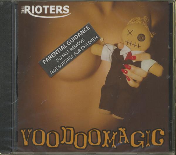 Voodoomagic (CD)