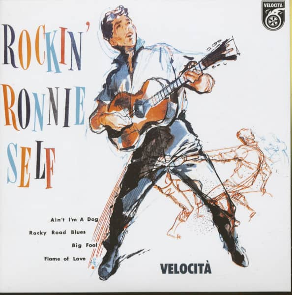 Rockin' Ronnie Self (7inch, 45rpm, EP)