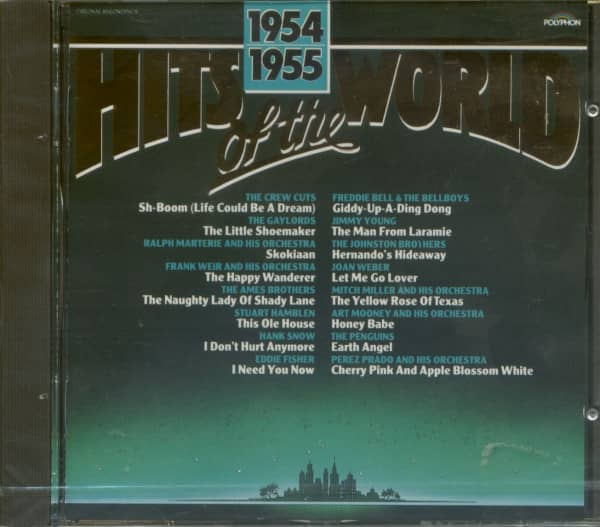 1954-55, Hits Of The World