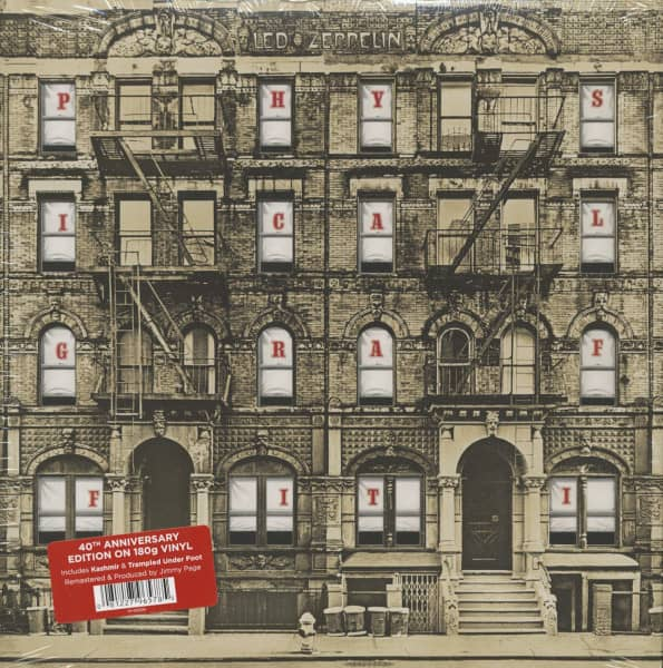 Physical Graffiti (2-LP, 180g Vinyl)