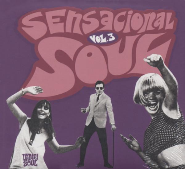 Vol.3, Sensacional Soul (2-CD)