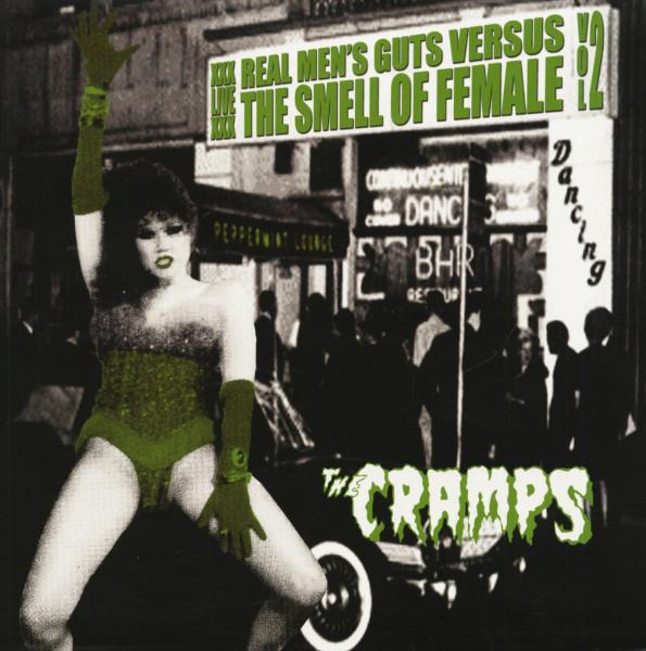 XXXLiveXXX - Real Men's Guts Versus The Smell Of Female Vol.2 (LP, Ltd.)
