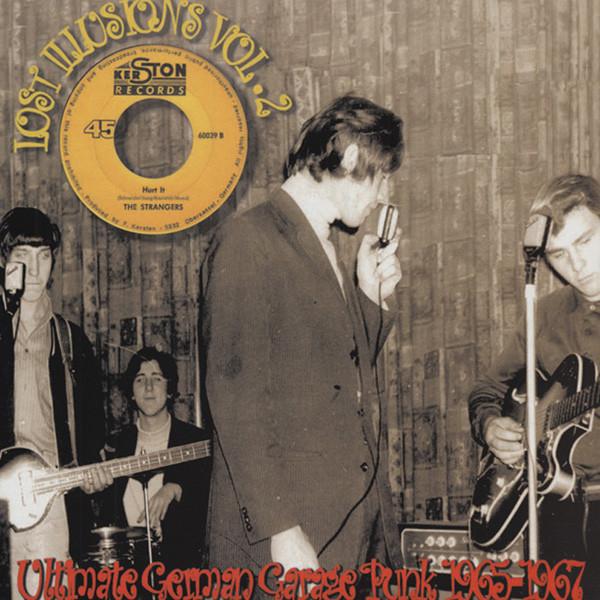Lost Illusions - German Garage 1965-67 Vol.2 (Vinyl LP)
