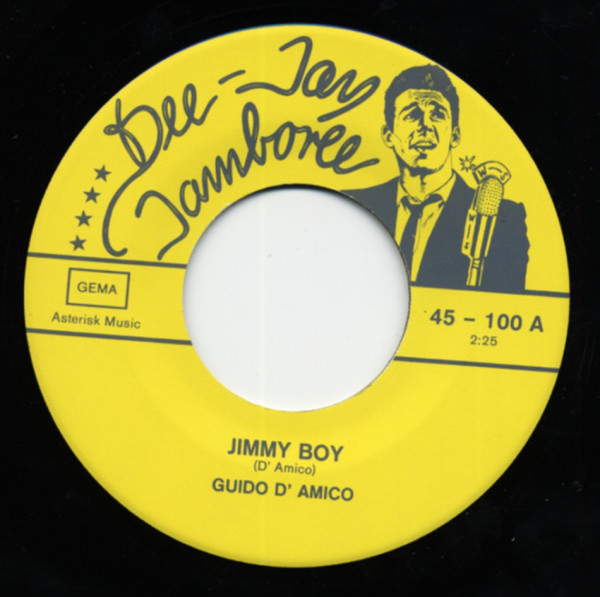 Jimmy Boy - I'm In Love With You