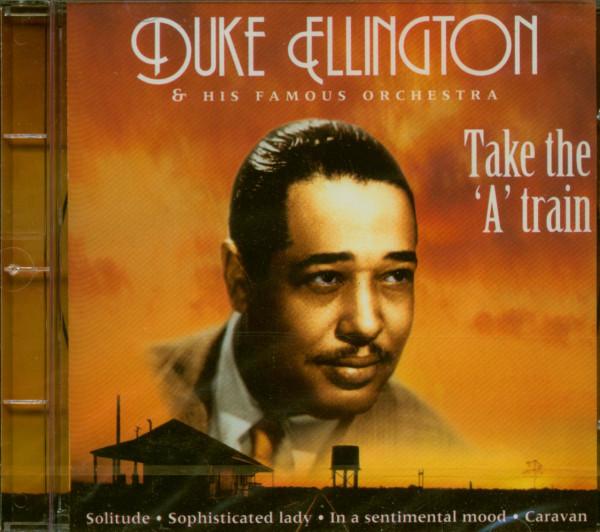 Take The A Train (CD)